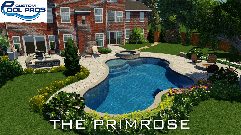 Custom swimming pool design pool builder nj custom for Pool design inc bordentown nj