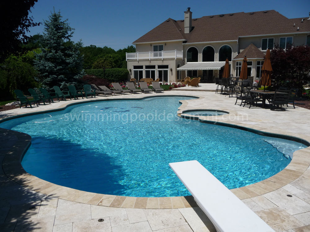 How About Installing The Best Salt Water Pool In NJ In Your Backyard?